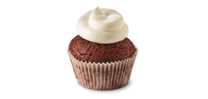 Gluten Free Red Velvet Cupcake