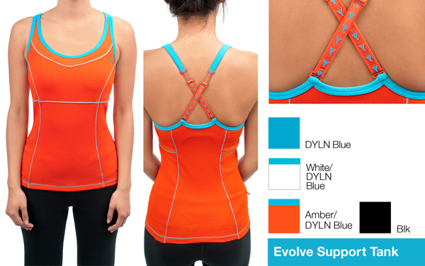 DYLN Inspired Evolve Support Tank